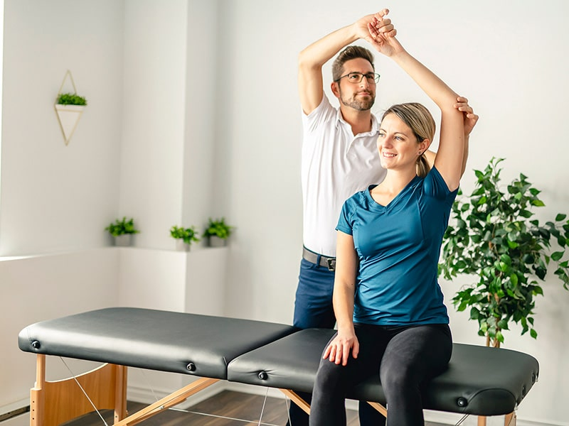Beginning A Physiotherapy Career