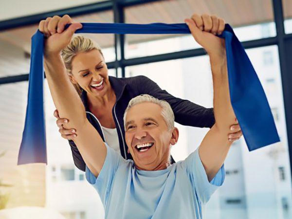 Senior Care – Provide Support